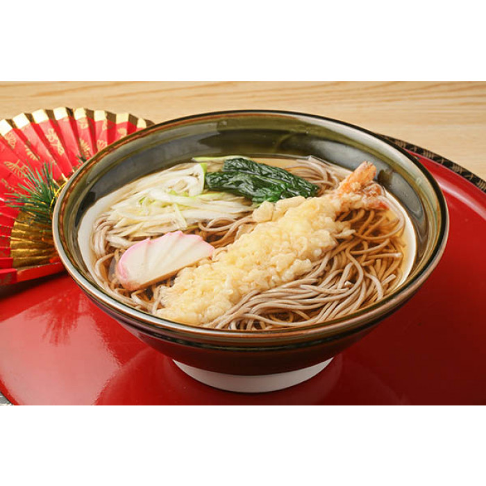 Toshikoshi Soba: Japanese New Year's Noodles