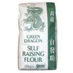 Green Dragon Self Raising Flour 1.5kg / 青龙自发粉  1.5kg
