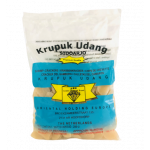 Golden Diamond Krupuk Udang Borrel 2x3cm 250g / 金钻石 波罗虾片 250克(未炸)