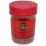 TRS Red Food Colour 25g