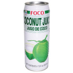 Foco Coconut Juice 520ml / 福口椰子水 520ml