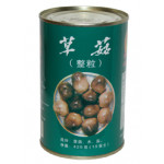 Golden Diamond Straw Mushroom (Whole) 425g 草菇