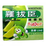 Robertsons Jelly Powder 80g (Lime Flavour) / 啫喱粉 (青柠味)