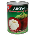 Aroy-D Mangosteen In Syrup 565g / 山竹罐头 565克