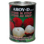 Aroy-D Lychee In Syrup 565g 糖水荔枝