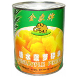 Golden Elephant Pineapple Pieces 850g 菠蘿碎