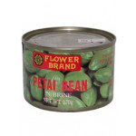 Flower Brand Peteh Bonen 200g tin