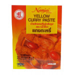 Namjai Curry Paste Yellow 50g