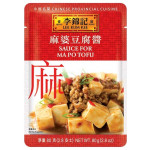 Lee Kum Kee Sauce For Ma Po Tofu 80g 李錦記麻婆豆腐醬