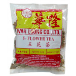 Wah Loong 5 Flower Tea 85g / 华隆五花茶 85克