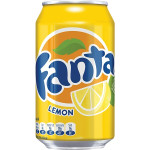 Fanta Lemon Drink 330ml