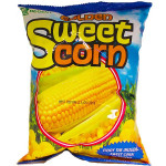 Golden Sweet Corn 60G / 膨化玉米球 60克
