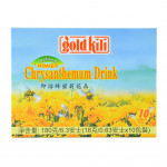 Gold Kili Instant Honey Chrys. Drink 10x18g即溶菊花茶