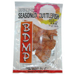 BDMP Dried Squid Spicy 50g (Snack)泰国鱿鱼丝
