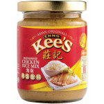 CHNG Kee's Hainanese Chicken Rice Mix 240ml 荘记海南鸡饭酱