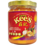 Chng Kee's Garlic Ginger Chili Sauce 240ml荘记鲜蒜姜辣椒酱