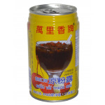 Mong Lee Shang Grass Jelly Drink Lychee Flavor 320g / 万里香 荔枝凉粉露 320克