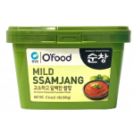 Chung Jung One Mild Ssamjang Paste 500g / 清净园 调味豆瓣酱 500克