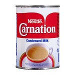 Carnation Condensed Milk 410g / 咖啡伴侣 淡炼乳 410克