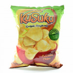 Kusuka Cassava Chips (Sweet Corn) 180g