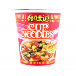 Nissin Cup Instant Noodle Spicy Beef 75g 合味道香辣牛肉杯麵
