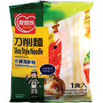iNoodle Slice Style Noodles Seafood Flavour 200g / 爱面族什锦海鲜味刀削面 200g