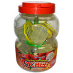 Mong Lee Shang Fruity Jelly With Coconut Lychee 1328g 万里香荔枝果冻