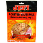 Jefi Roasted Squid Roll 30gr 烤魷魚