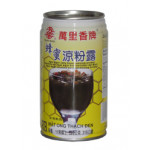 MLS Grass Jelly Drink With Honey Flavour 320gr 萬里香蜂蜜涼粉露