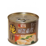 Yummy House Sliced Lingzhi Mushroom With Abalone Sauce 200g美味棧灵芝菇片