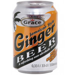 Grace Ginger Beer 330ml 羌啤