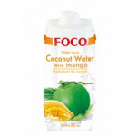 Foco Coconut Water With Mango 500ml