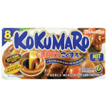 House Kokumaro Curry Hot 140g / 日式咖喱 辛辣 140克