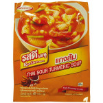 Ajinomoto Rosdee Thai Sour Tumeric Soup Powder 40g