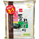 Wang Seasoned Seaweed 4x16Gr 即食紫菜