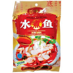 Bai Wei Zhai Seasoning For Boiled Fish 180gr / 百味斋水煮鱼浓缩调料 180克