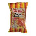 Oishi Prawn Crackers 60g日本虾条