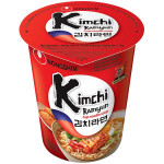 Nong Shim Instant Cup Noodles Kimchi Ramyun 75g