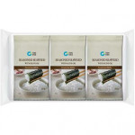 CHUNG JUNG ONE Seasoned Seaweed Snack With Olive Oil 3x4 / 韩国紫菜小吃 3x4