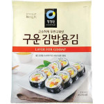 Chung Jung One Sushi Laver for Gimbap 20g / 清净园 寿司海苔片 20克