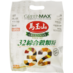 Greenmax 32 Multi Grains Cereal 12x25g 马玉山32综合榖类粉