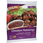 Bilal Chicken Hot Wings 750g
