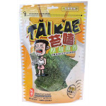 TAI KAE Crispy Thick Cut Seaweed Pepper Salt Flav / 台嗑厚切海苔椒盐风味 45g