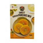 CJ Beksul Sweet Pancake Mix Green Tea 400g / 韩国煎饼粉 400克