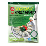 All Groo Vegetable Gyoza Mandu Korean Dumpling 540g / All Groo 韩国蔬菜饺子540g