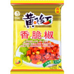 Huang Fei Hong Magic Chilli and Peanuts / 黄飞红香脆椒 350克