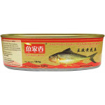 Yu Jia Xiang Fried Yellow Croaker with Salted Black Beans 130g / 鱼家香 豆豉黄花鱼 130克