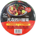 Guang You Instant Hot-pot Vegetable Spicy Flav. 250g / 光友四川冒菜 250g