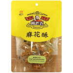 Huang Lao Wu Dough Twist Green Onion Flavour 108g / 黄老五葱香味麻花酥(独立包装) 108g