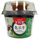 Sunity Chinese Herbal Jelly ( Luo Han Guo Flavour) 215g / 生和堂 罗汉果味 龟苓膏 215克